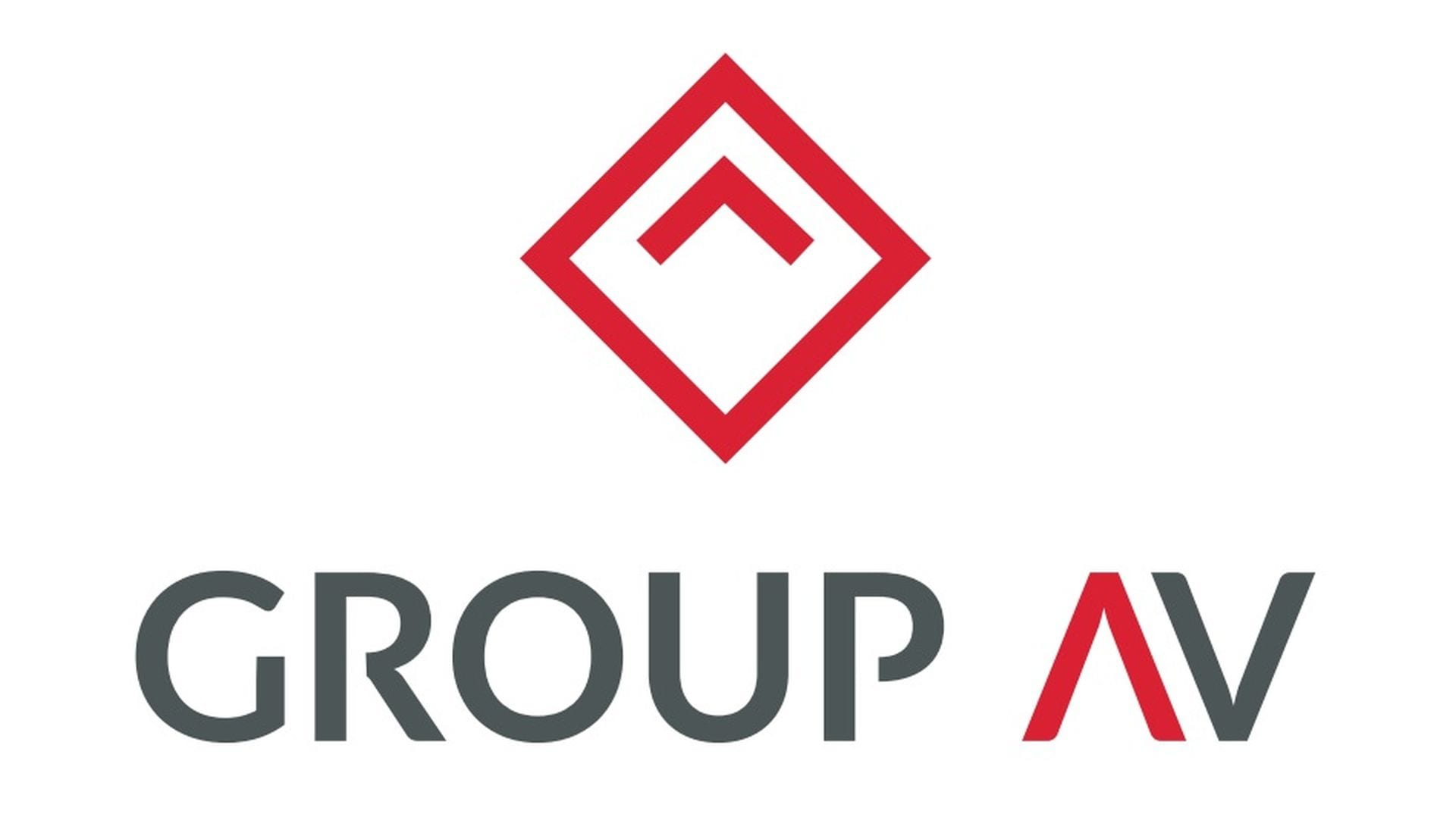 Nowe logo Group AV