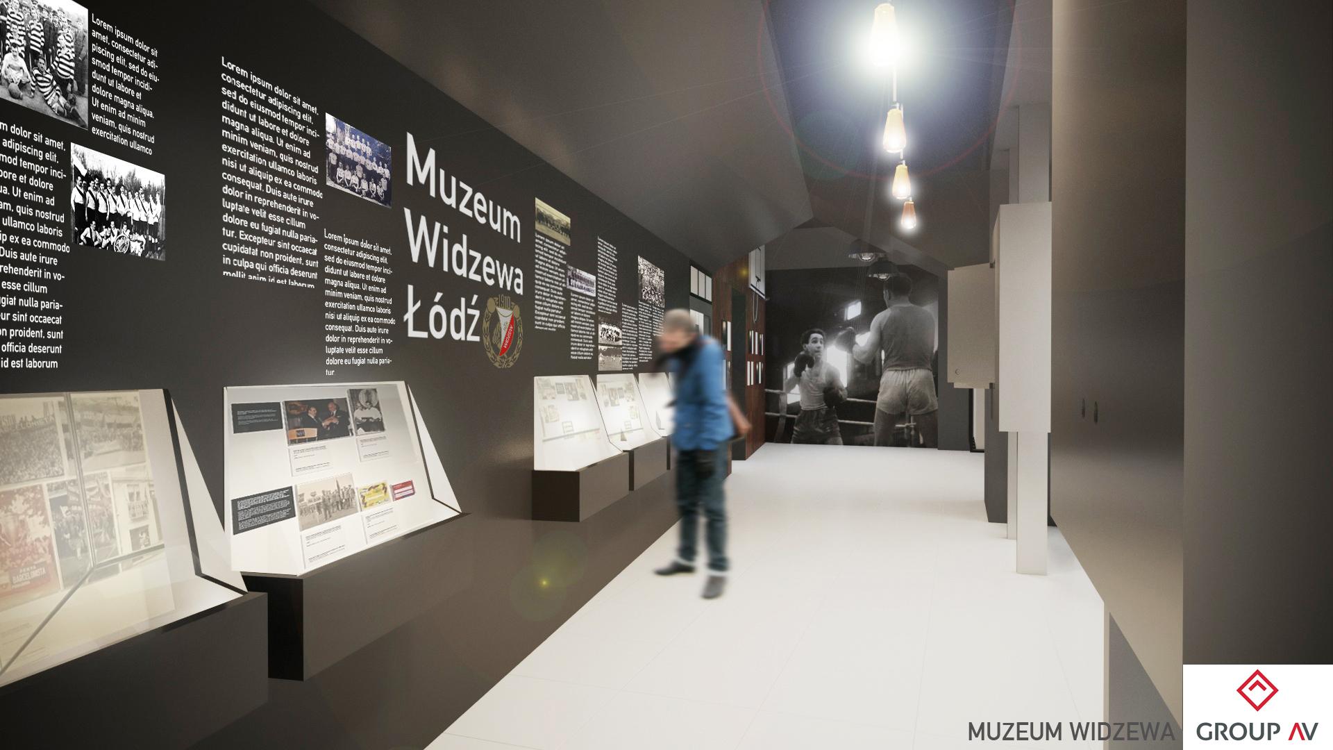 Podpisanie umowy na realizację Muzeum Widzewa w Łodzi