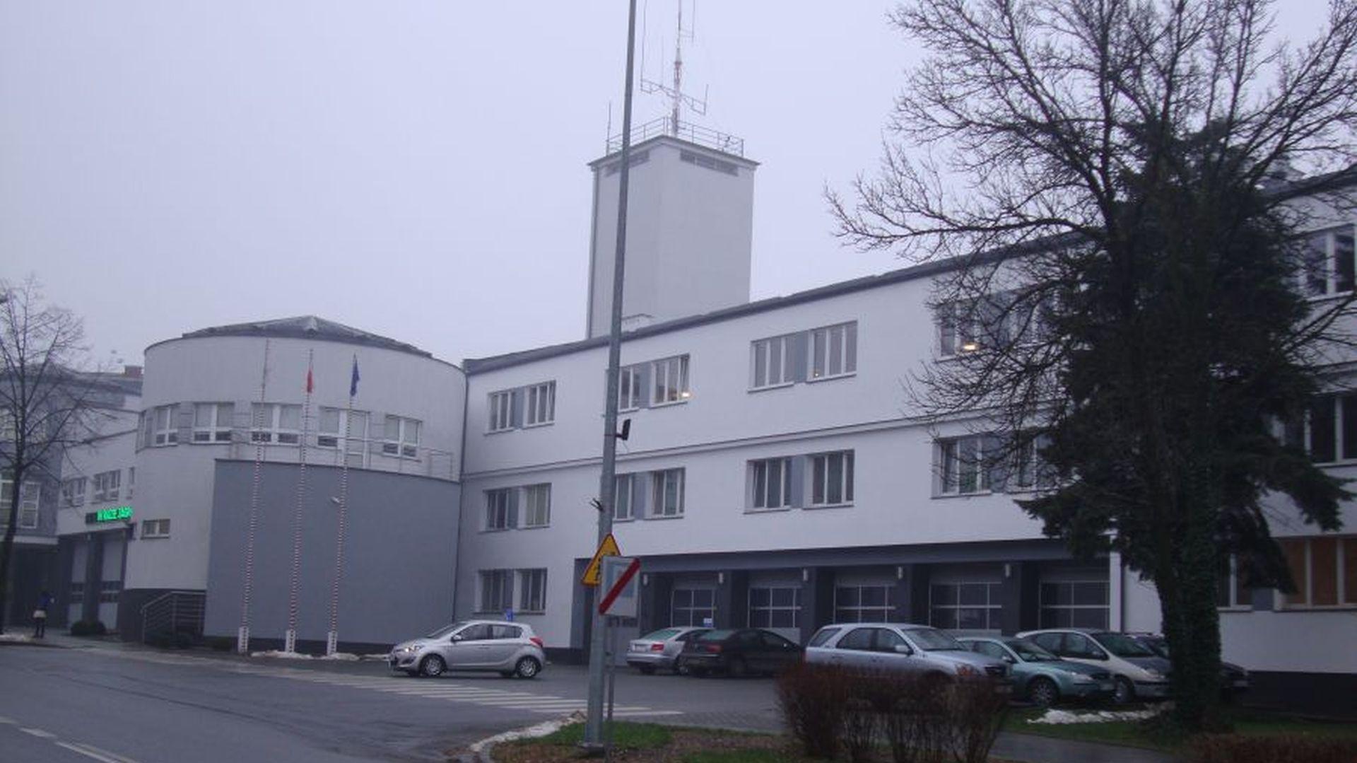Podpisanie umowy z MSWiA na modernizację ściany wizyjnej dla Centrum Powiadamiania Ratunkowego w Radomiu