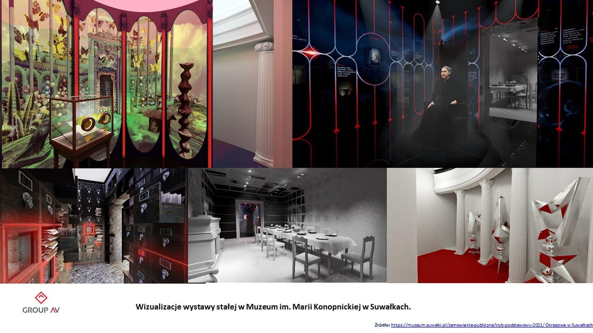 Podpisanie umowy na realizację wystawy stałej w Muzeum im. Marii Konopnickiej w Suwałkach