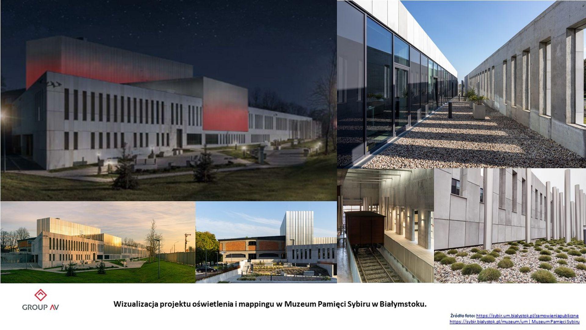 Trwają prace związane z realizacją umowy zawartej z Muzeum Pamięci Sybiru w Białymstoku.