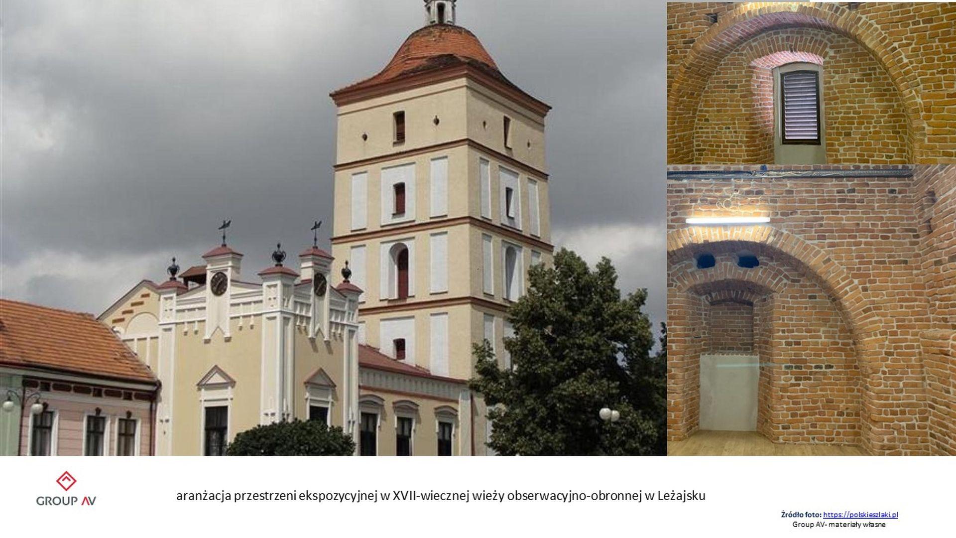 Podpisanie umowy z Gminą Miasto Leżajsk na wykonanie produkcji filmowej oraz aranżacji przestrzeni ekspozycyjnej w XVII-wiecznej wieży obserwacyjno-obronnej.