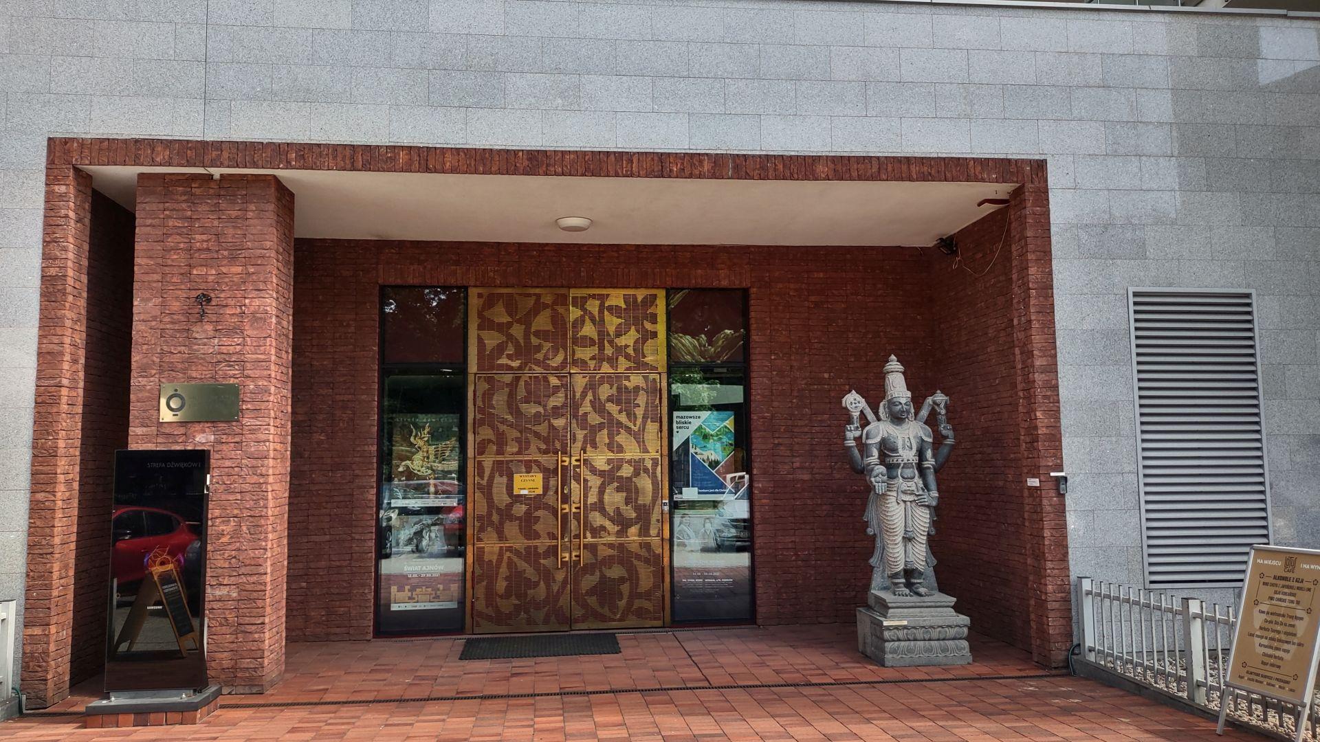 Podpisanie umowy na realizację wystawy stałej w Muzeum Azji i Pacyfiku w Warszawie