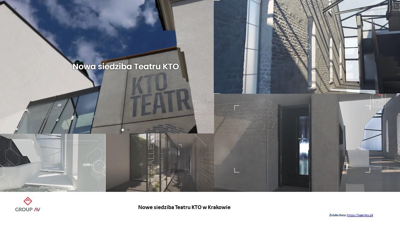 Podpisanie umowy z teatrem KTO w Krakowie